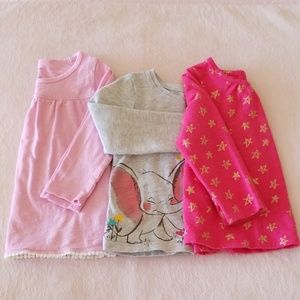 Set of 3 Toddler (18 month) long sleeve shirts!